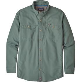 Patagonia M's Sol Patrol II LS Shirt Pesto